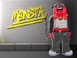 Thuggie Fab - Little Monstas II by Jhihmoac, Illustrations->Digital gallery