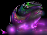 Purple Wave by jswgpb, Abstract->Fractal gallery