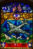 Hill Air Force Base Chapel Stained Glass Window by nmsmith, Photography->Places of worship gallery