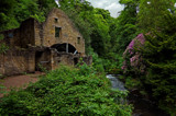 Heaton Mill Ruins by biffobear, photography->mills gallery