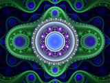 Dazzling by Joanie, Abstract->Fractal gallery