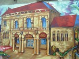 graffiti by jenstar, Illustrations->Traditional gallery