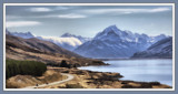 Approaching Aoraki Mt Cook by LynEve, photography->manipulation gallery