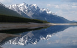 Spray Lakes Reflection 1 (Widescreen) by cristovao12, Photography->Mountains gallery