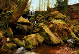 Pont Burn Fall.. by biffobear, photography->waterfalls gallery