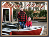 Holiday greetings by Junglegeorge, photography->people gallery