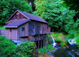 Cedar Creek Grist Mill by busybottle, Photography->mills gallery