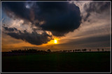 Omnious Sunset Sky by corngrowth, photography->sunset/rise gallery