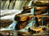 Richmond Falls by Dunstickin, photography->waterfalls gallery