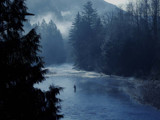 Fishing on the Nooksack by darrellplank, Photography->Manipulation gallery
