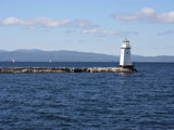 Lake Champlain by Lithfo, Photography->Lighthouses gallery