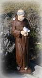 Saint Francis of Assisi by jerseygurl, photography->still life gallery