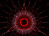 Red Fusion by vangoughs, Abstract->Fractal gallery