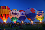 Blue Glow by gr8fulted, Photography->Balloons gallery