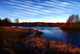 Herringbone sky by biffobear, photography->water gallery