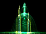 The Emerald City by vangoughs, Abstract->Fractal gallery