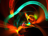 Kinetic Reactions by razorjack51, Abstract->Fractal gallery
