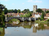 Aylesford Village, Kent, UK by golders, photography->bridges gallery