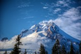 Late Afternoon On Mt. Hood by gr8fulted, photography->mountains gallery