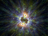 Cosmic Explosion by J_272004, Abstract->Fractal gallery