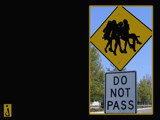 Do Not Pass (Up) by Jhihmoac, Photography->Manipulation gallery
