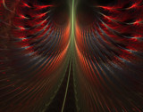 Fire Bird Rising by jswgpb, Abstract->Fractal gallery
