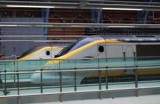 A pair of Eurostars! by freonwarrior, Photography->Trains/Trams gallery