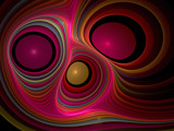 Color Warp by WENPEDER, abstract gallery
