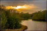 Creek At Dusk by corngrowth, photography->landscape gallery