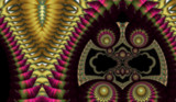 A Flair For The Fancy by Flmngseabass, abstract gallery