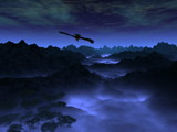 Wild Blue by ryzst, Computer->Landscape gallery