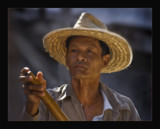 Thai boatman by JQ, Photography->People gallery