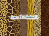 Save Our Animals by pharcyded_designs, computer gallery