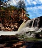 Millhouse Falls by biffobear, photography->waterfalls gallery