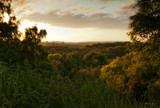 Sundown over Waldridge Fell by slybri, photography->sunset/rise gallery