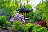 Chinese Pavillon by Ramad, photography->gardens gallery