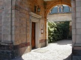Archway through the courtyard by fogz, Photography->Architecture gallery