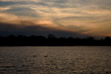 Sundown On Center Lake #3 by tigger3, photography->sunset/rise gallery