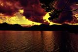 Derwentwater Sundown by biffobear, Photography->Sunset/Rise gallery