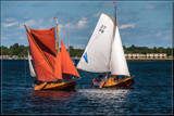 With Full Sail And Wind Abeam by corngrowth, photography->boats gallery