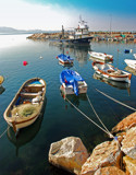 Mixture of boats. by Bursa, photography->boats gallery