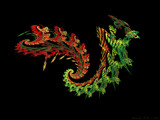 Enter The Dragon by J_272004, Abstract->Fractal gallery
