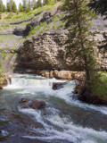 West Fork of the South Fork of the Gallatin River (4) by Pistos, photography->nature gallery