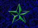 Psycho Star by smoosh, abstract gallery