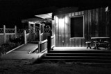 That Night On The Porch by gr8fulted, contests->b/w challenge gallery