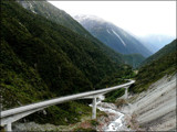 Otira Viaduct by LynEve, Photography->Transportation gallery