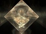 Sky Diamond by laurengary, Abstract->Fractal gallery