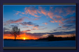 Cold Morning, Warm Sunrise by tigger3, Photography->Sunset/Rise gallery