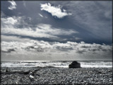 Greymouth Beach by LynEve, Photography->Shorelines gallery