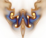 On the Wings of Angels by jswgpb, Abstract->Fractal gallery